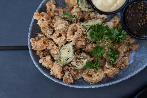 7 Spice Calamari