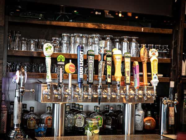 Craft Beers & Ciders