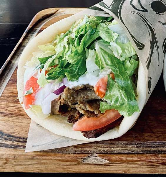 Boxed Gyro Lunches