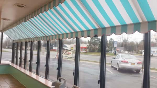 exterior strips decor