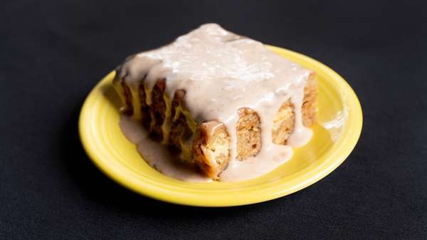 Homemade Bread Pudding