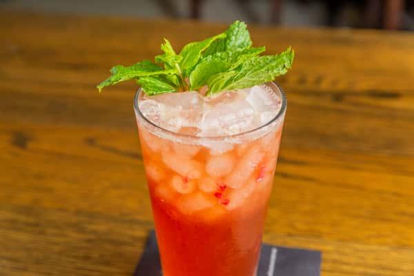 hibiscus raspberry tea