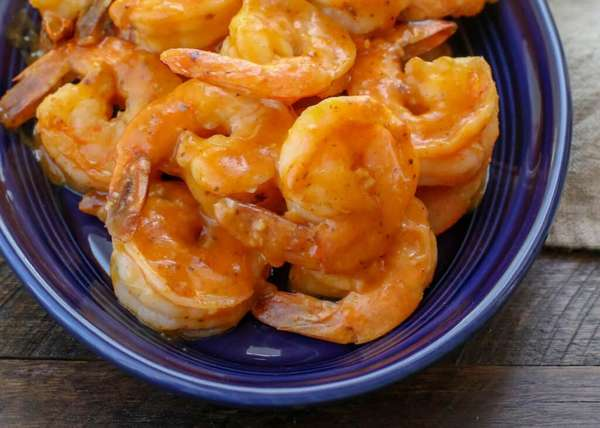 Pan Seared Shrimp (GF)