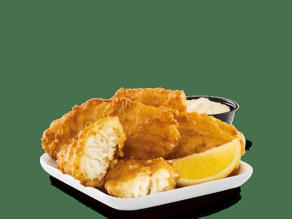 Atlantic Cod Loin & Fries