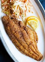Catfish Fillet & Fries