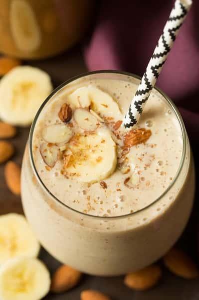 Banana Booster Smoothie