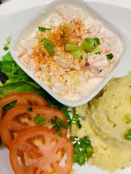 Shrimp Salad Platter