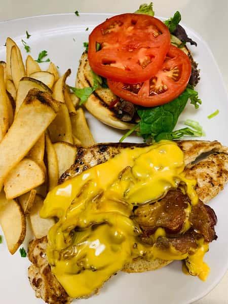 Montreal Chicken Sandwich