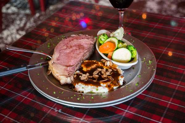 Roasted Prime Rib Of Beef(Available Friday and Saturday nights only)