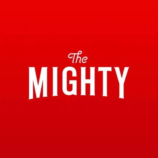 The Mighty logo