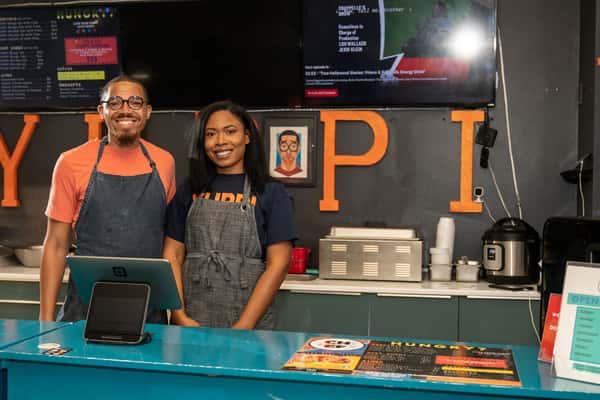 Executive Chef Kyle Luke & Mammie Luke Owners of YUPPI