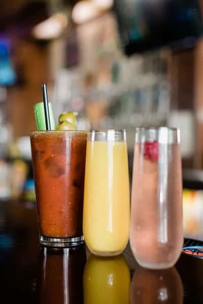 Saturday & Sunday Drink Specials