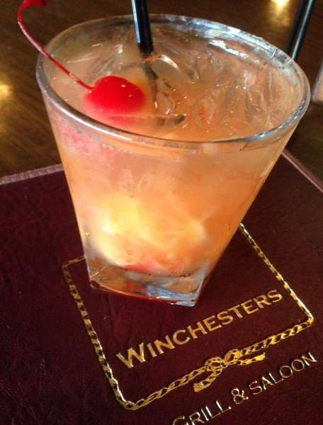 kentucky old fashioned