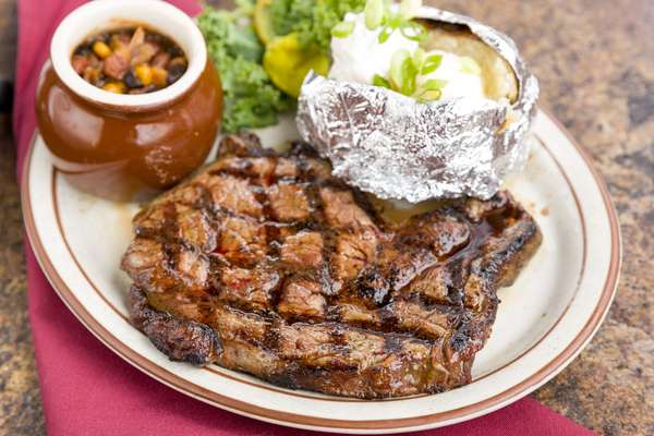Boneless Rib-Eye Steak