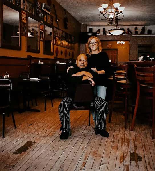 Chef Moises & LaVon Zacatelco