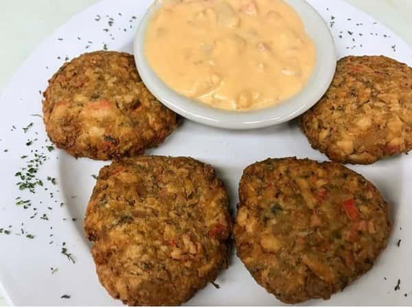 Crab Cake Sampler