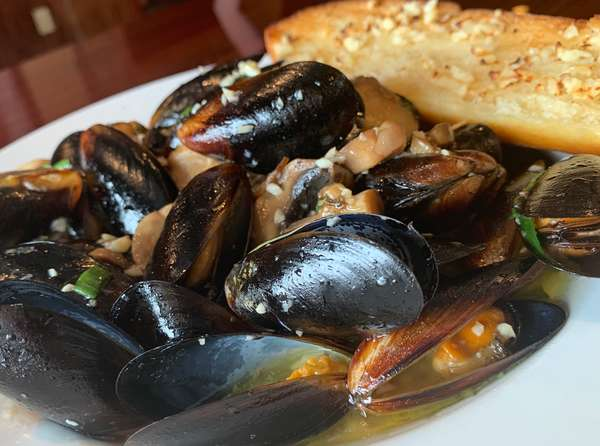 Mussels Scampi