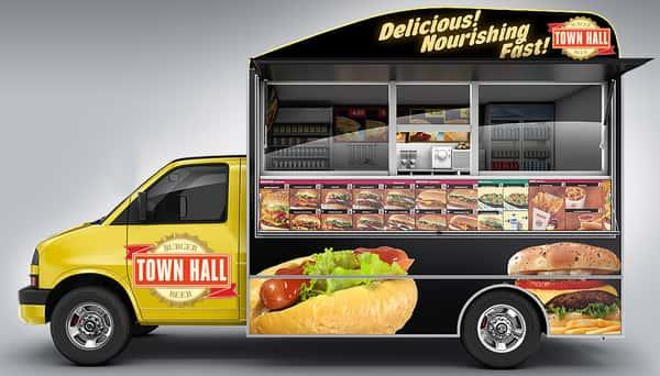 THBB Food Truck