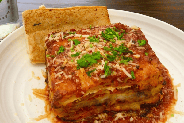 Gourmet Meat and 4 Cheese Lasagna