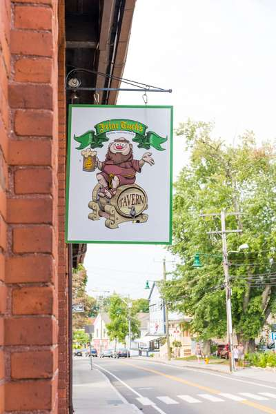 friar tuck's sign