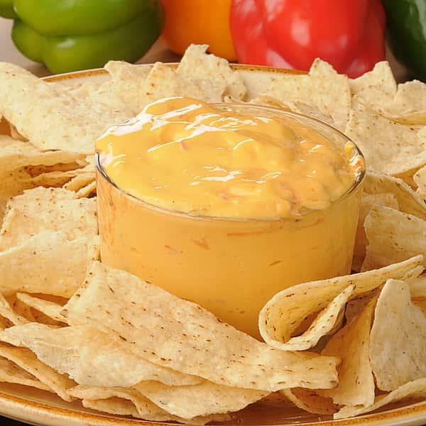 Cheese & Chorizo Dip