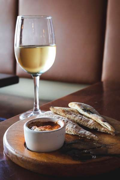 White Wine & Bread
