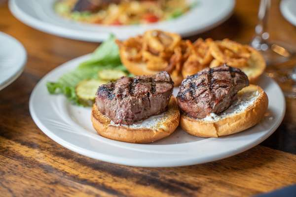 TENDERLOIN SLIDERS*
