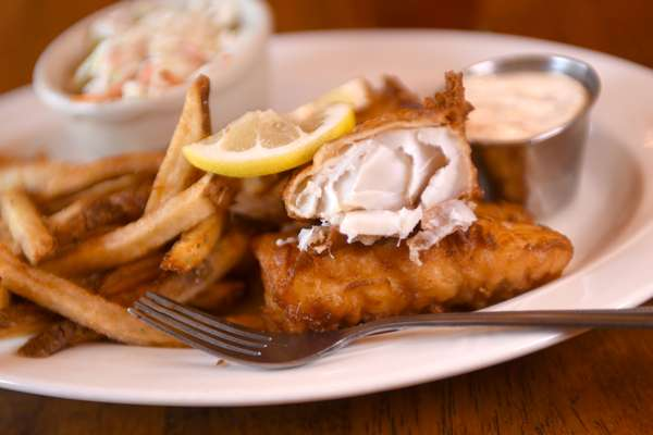 Beer Battered Cod*