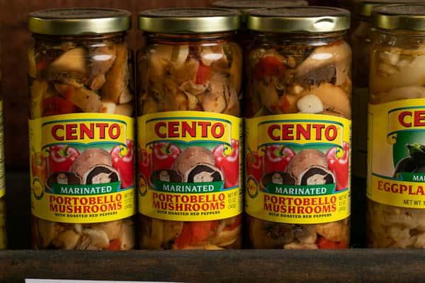 Cento Marinated Portobello Mushrooms