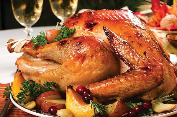 Golden Harvest Turkeys