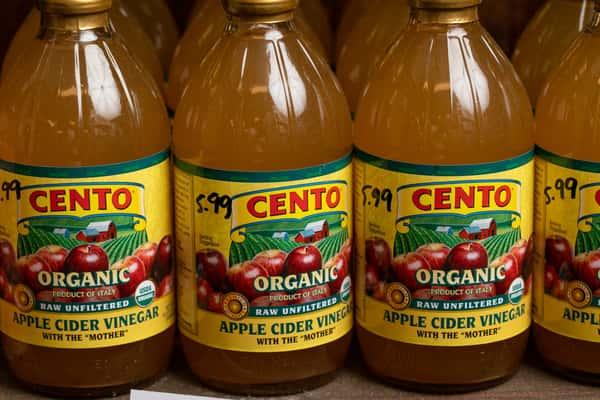 Cento Organic Apple Cider