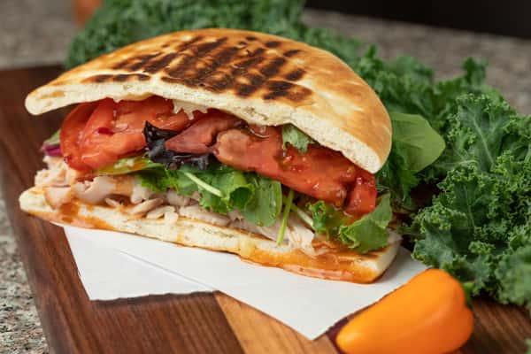 Turkey Bacon Panini