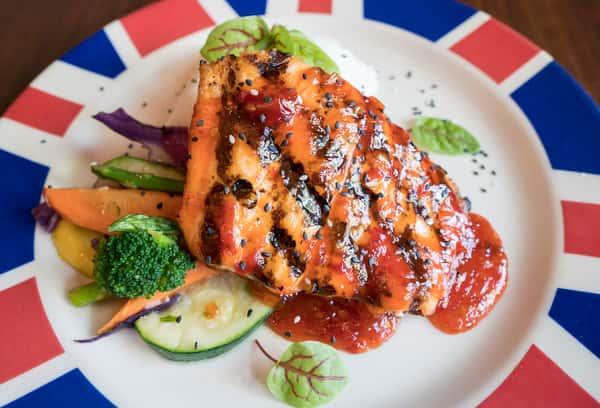 Thai Chili Salmon