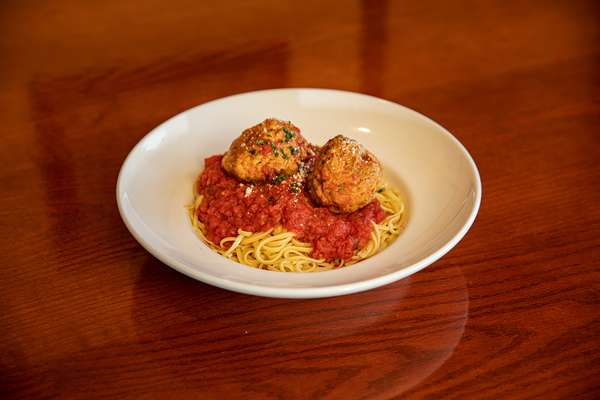 Pasta With Meatball