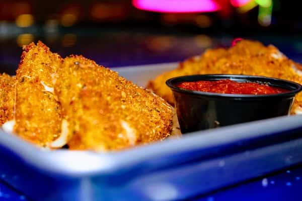 Fried Mozzarella