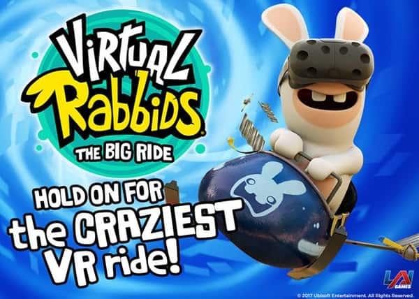 virtual rabbids photo