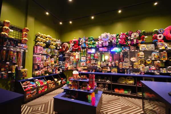 prize shop