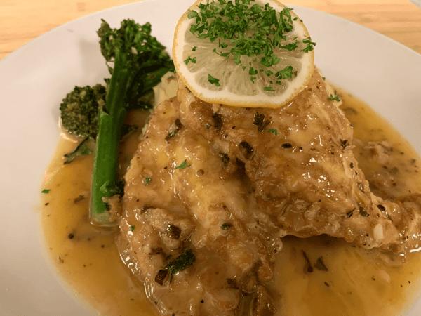 Chicken French
