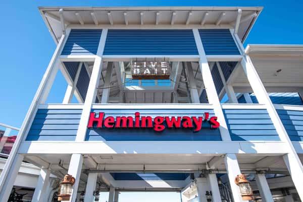 Hemingway sign
