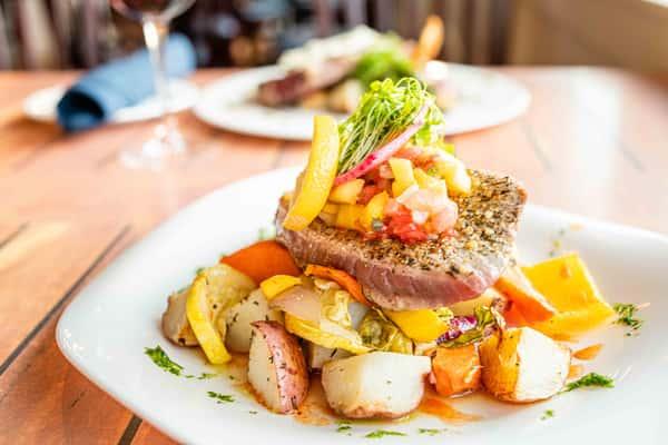 Bermuda Grilled Tuna*