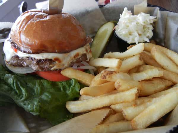 Baybridge Burger*