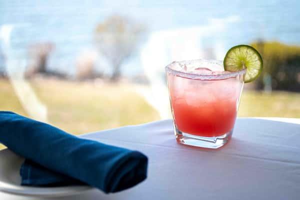 Blushing Melon Margarita