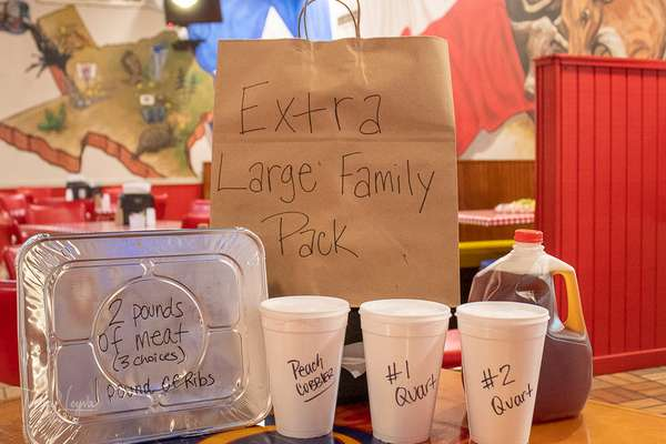 Extra Large Family Pack