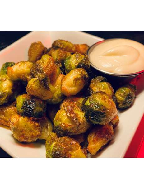 Brussels Sprouts - Fried or Sauteed *^