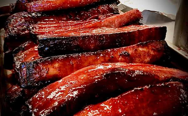 BBQ Pork ( Char Siu )