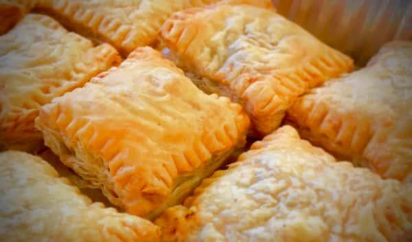 Dim Sum BBQ Pork Pastry (Char Siu Sou)