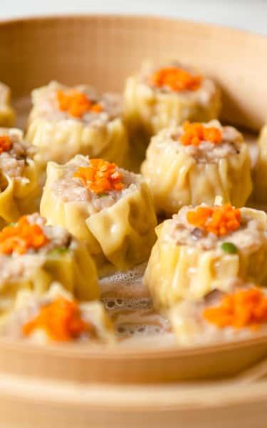 Siu Mai (Pork & Shrimp/4 pcs per order)