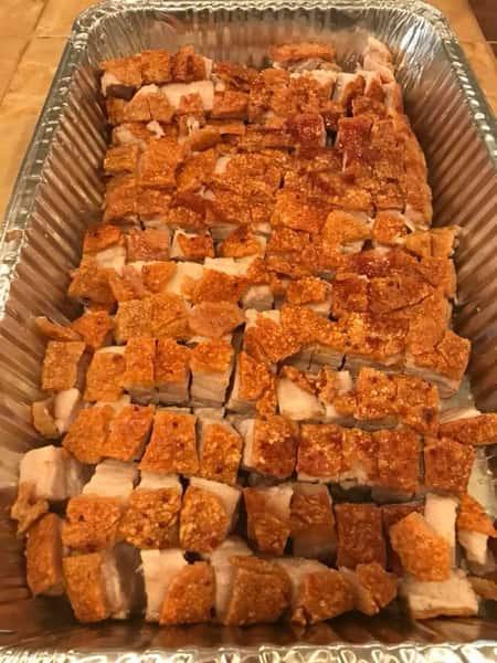Crispy Roast Pork Chopped 2