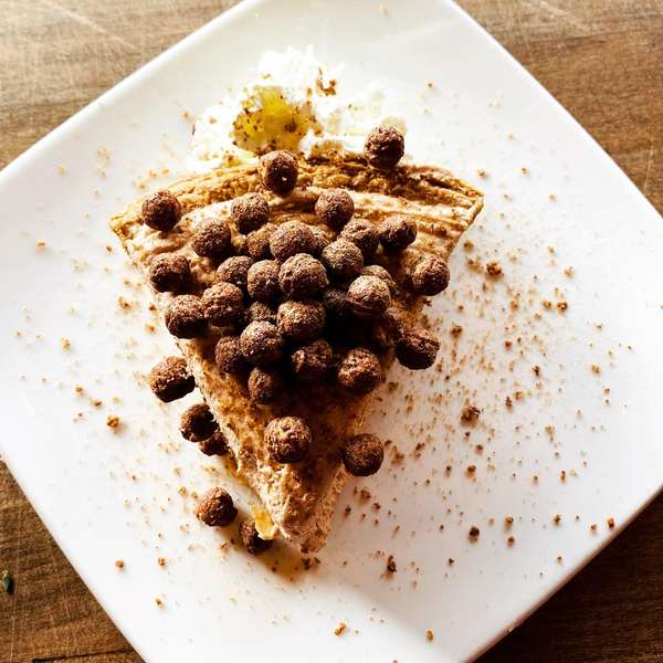 CocoPuff Milk Cream Pie