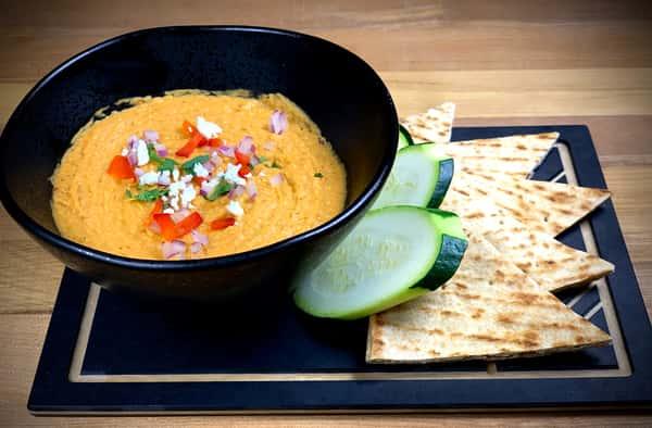 chipotle humus